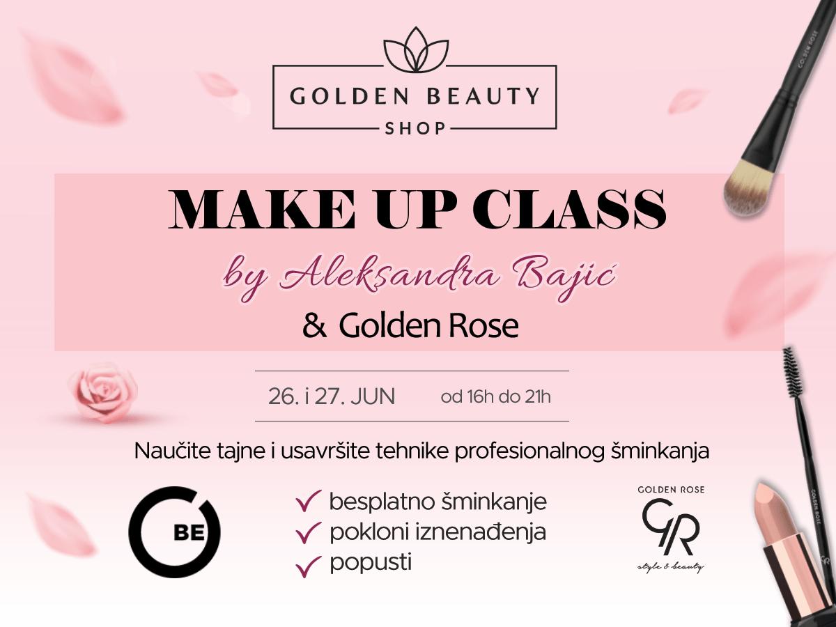 Make Up Class Aleksandra